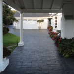 Entryway and Patio - Gemini 2 Landscape Construction