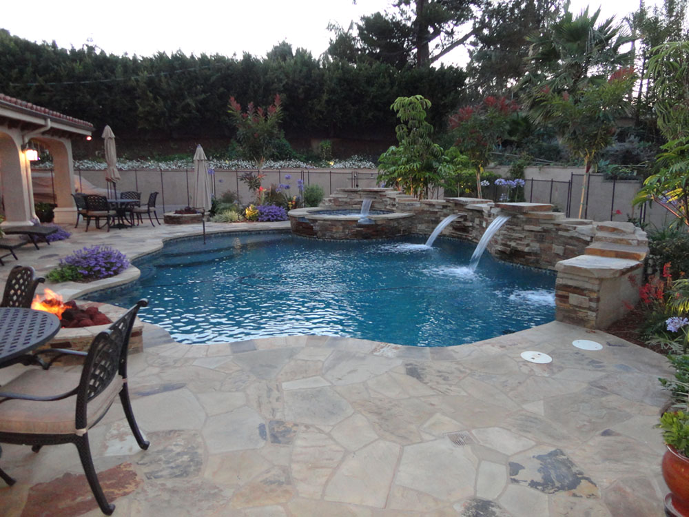 Pool and spa decks gemini 2 landscape construction for Pool and spa contractors