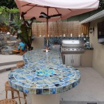 Pool Spa and Outdoor Bar - Gemini 2 Landscape Construction