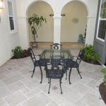 Outdoor Patio with Fire Pit - Gemini 2 Landscape Construction