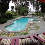 Pool and Spa Deck - Gemini 2 Landscape Construction
